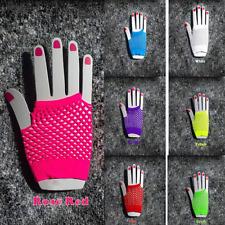 Sale Costume Fishnet Wrist Dance Clothing Mitten Gloves Fingerless
