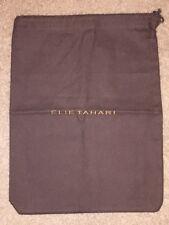 """Elie Tahari  Dust Bag 9.5""""X 13"""".-947"""
