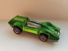 Redline Hot Wheels Vintage 1971 Usa Bugeye In Beautiful Light Apple Green!