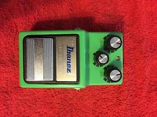 Ibanez TS9 Tube Screamer Overdrive Pedal Made in JAPAN TESTED