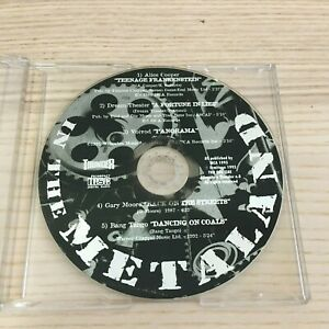 Vari - In The Metaland - CD PROMO 5 Tracce_1995 Thunder Italy Dream Theater RARE