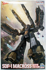 """Hasegawa Macross Mc06 Sdf-1 Forced Attack Type """"Movie Edition"""" 1/4000 scale kit"""