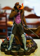 Gambit Statue Sculpture Art / Nt XM Sideshow Prime 1 / Marvel X-men Comics
