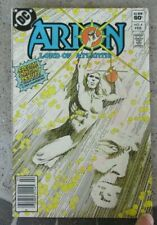 Arion Lord Of Atlantis Special Issue #4 Feb 1983 DC Comics