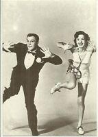 Selten / Karte Postkarte - Gene Kelly und Debbie Reynolds/Postkarte
