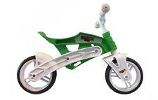 NEW Balance Buddy Polo White Green Balance Bike