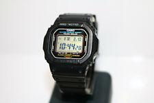 Casio g-5600e g-shock Tough Solar digital señores reloj de pulsera negro