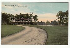 [60213] OLD POSTCARD COUNTRY CLUB IN MONTGOMERY, ALABAMA