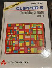 Clipper 5.01 Tecniche di base e Tecniche avanzate di programmazione - Italiano
