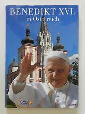 Benedikt XVI in Österreich inkl CD Papst Ratzinger Buch +