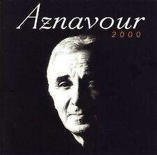 Charles Aznavour 2000 CD New in Pkg Sealed  ISBN 724352905621