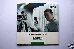 PC Software für Nokia 6600