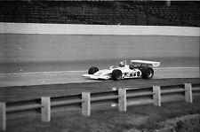 Bobby Unser #8 & Lee Kunzman #16 - 1973 Indy 500 - Original B&W 35mm Negatives