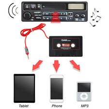 MP3 Kassettenadapter 3.5mm Autoradio CD Adapter Kassette Autoradio fürPod  NEU