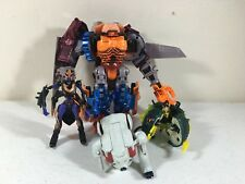 Transformers Beast Wars Mixed Lot Optimus Primal FOR PARTS
