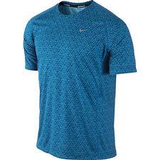 Nike Miler Printed Running Training Tee T-shirt camiseta entrenamiento