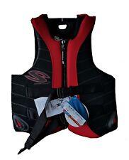 """Red Stearns Men's V1â""""¢ Series Hydroprene Life Jacket Vest Pfd Adult, Med Lg Xl"""