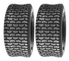 2 Nueva 20x10.00-10 Deestone D265 Cortadora de césped neumáticos de césped 4ply 20x10-10 20x10x10
