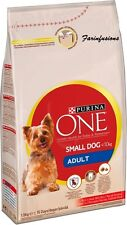 Purina One My Dog Is... Adult with Beef & Rice for Small Dogs (1.5Kg)