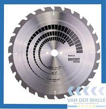 Bosch HM Kreissägeblatt Construct Wood 400x3,5x30 mm Z=28 nagelfest