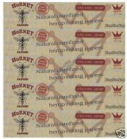 Hornet King Size Slim Organic Hemp Rolling Papers (x5 Packs)