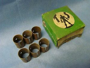 1941-48 Nash 172 4140 4240 Ambassador 600 4640 4740 4840 Piston Pin Bushing SeT