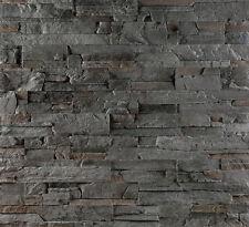 Wandverblender, Wandverkleidung Steinoptik - Sierra Gray  - 1 Musterstück