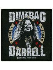 Pantera Dimebag Darrell 2015   - WOVEN SEW ON PATCH - free shipping