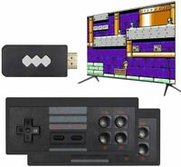 Wireless Retro Game Console 4K HDMI HDTV Stick 568 Build-in Games RCA Handheld