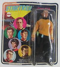 RARE 8 Mego Star Trek Action Figures Aliens Keeper Cheron Spock Kirk Klingon MOC