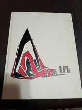 1961 Porterville California Junior College Clean Lightly Signed Log Yearbook