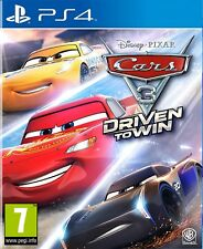 Cars 3: Driven To Win (PS4)  BRAND NEW AND SEALED - QUICK DISPATCH - IMPORT