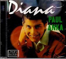 CD - PAUL ANKA - Diana