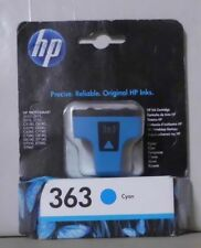 ORIGINALE HP 363 CIANO c8771ee Photosmart 3110 3210 3310 8250 c5180 c6180