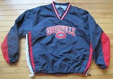 Greenville Drive (Red Sox A Team) Navy Blue Red White Holloway Wind Jacket Large