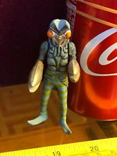 ULTRAMAN ULTRA MAN Rare Official Action Figure Monster Claw Fighter Blue