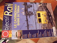 µµ Objectif Rail n°34 CadencementCC-6570 Z 5300 Inox Vapeur Baie de Somme