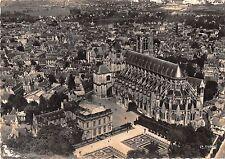 BR49386 Bourges au premier plan l hotel de ville       France
