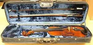 David Christian Hopf Antique Violin, 1765, Quittenbach