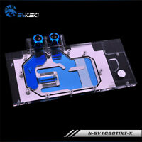 GPU Water Cooling RGB Copper Block For Gigabyte AORUS GTX 1080Ti Xtrme Edition