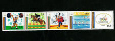 Turkmenistan Stamps VF Olympic strip of 5