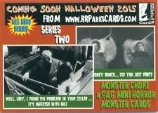 PROMO CARD - HALLOWEEN 2015 - RRParks CARDS - HORROR MONSTER CARDS - #19