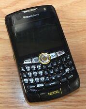 Blackberry 8350i Black (Nextel) GSM Full QWERTY Smartphone Only! **READ**