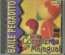 Baile Pegadito Los Corraleros De Majagual Latin Music CD New