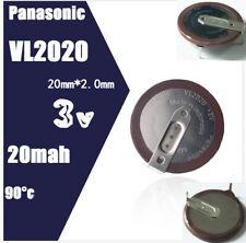 Panasonic ML2020 VL2020 battery accu battery BMW KEY FOB fobs Mini Cooper new