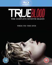 TRUE BLOOD Stagione 7 BOX 4 BLURAY Lingua Inglese NEW .cp