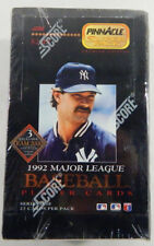 1992 Score Pinnacle Baseball Complete Your Set Pick 25 Cards From List