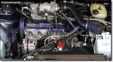 GOLF 1 GTI 1,8 DX MANGUERA DE AGUA AZUL Kit trenzada Circuito enfriamiento