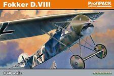 Eduard 1/48 Model Kit 8085 Fokker D.VIII Profipack C
