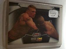 2012 Finest UFC #98 Brock Lesnar